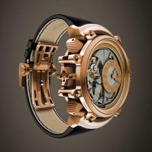3D-часы от Bulgari для Apple