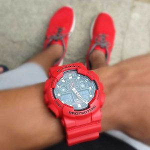Casio G-SHOCK GA-100B-4AER G-CLASSIC Collection