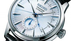 Часы Seiko Presage SSA и SRPB «Cocktail Time»