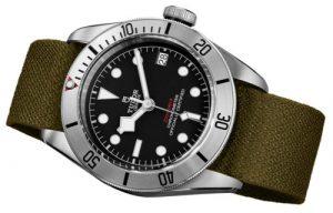 Часы Tudor Heritage Black Bay Steel