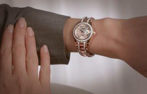 Новые часы Rolex Pearlmaster