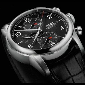 Часы Oris: RAID Chronograph