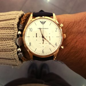 Emporio Armani — элитные кварцевые часы