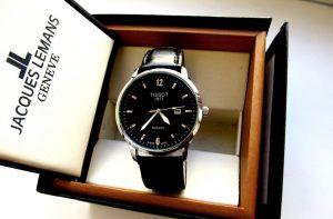 Часы TISSOT — качество с 1853 года