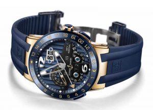 Часы Ulysse Nardin — уникальные и дорогие