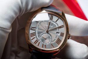 Удивительные часы на Швейцарской выставке 2018