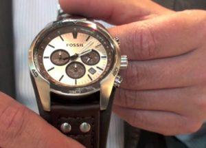 Часы Fossil: лидер среди дизайнерских брендов