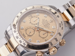 Часы Rolex Cosmograph Daytona 40mm Steel and Yellow Gold 116503-0007