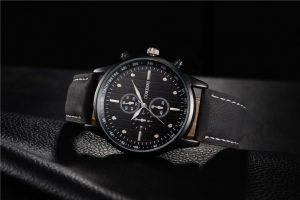 Мужские часы: элегантный и современный аксессуар