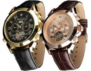 У времени свой стиль: выбираем наручные часы